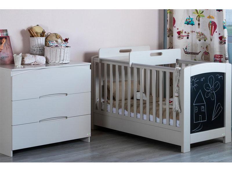 ed068a18401 Santa Bebe Παιδικό Δωμάτιο Κρεβάτι & Συρταριέρα Libra | Ολοκληρωμένο Σετ  Επίπλων στον Oneirokosmo