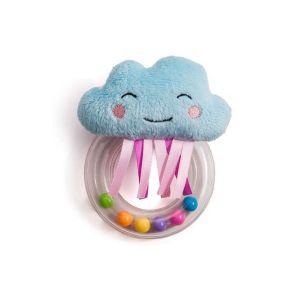 Taf toys Εκπαιδευτικό Παιχνίδι Cheerful Cloud Rattle 12075