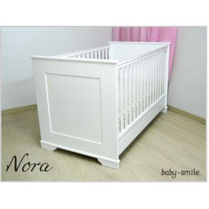 Baby Smile Βρεφικό Κρεβατάκι Nora και δώρο στρώμα coco latex 8aec4af671c