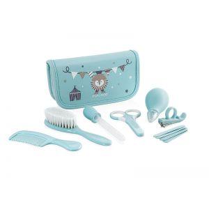Miniland Σετ Περιποίησης Ταξιδίου Baby Kit Blue 89143