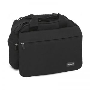Inglesina Τσάντα Αλλαξιέρα My Baby Bag Black AX90D0BLK