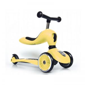 Scoot And Ride Πατίνι Highway Kick 1 Lemon
