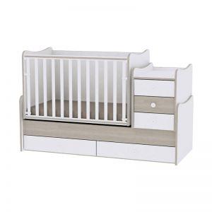 Lorelli Πολυμορφικό Κρεβάτι Maxi Plus Amber 10150300035A