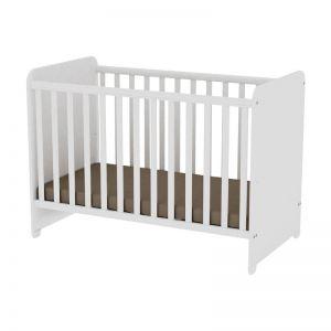 Lorelli Βρεφικό Κρεβάτι Κούνια Sweat Dream White 10150540024А
