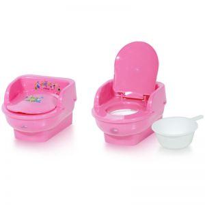Lorelli Γιο Γιο Chamber Pot Throne Little Bear Pink 10130450189