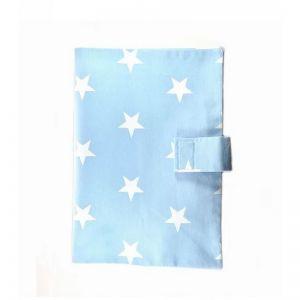 ΚΑΛΥΜΜΑ ΒΙΒΛΙΑΡΙΟΥ BLUE STARS της the Baby Company
