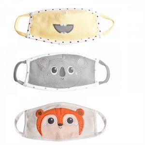 Παιδικές Μάσκες Προστασίας της X-treme Baby σετ 3 τεμαχίων ΧΤ651
