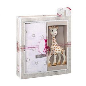 Sophie La Girafe Σόφι σε Σετ δώρου με μουσελίνα S000004