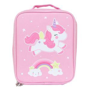 A little lovely company Ισοθερμική τσάντα φαγητού Unicorn CBUNPI09