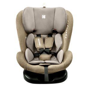 Kikkaboo Παιδικό Κάθισμα Αυτοκινήτου Cruz Beige 0-36kg 2020 (31002070043)