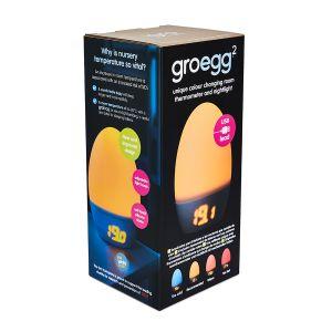GroBag Θερμόμετρο Gro Egg 2 με USB