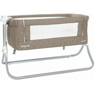 Kikka Boo Ηλεκτρικό Λίκνο Electrical bedside crib Sway me Beige  (31003020054)
