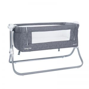 Kikka Boo Ηλεκτρικό Λίκνο Electrical bedside crib Sway me Grey  (31003020053)