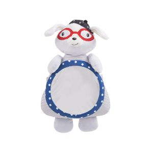 Kikka Boo Plush Mirror Love Rome Boy 31201010105