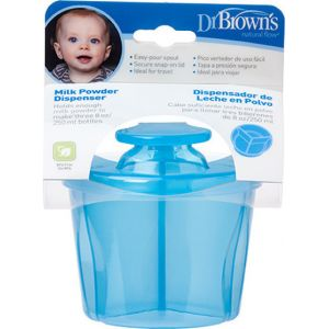 Dr. Brown's Δοχείο Μεταφοράς Γάλακτος Μπλε