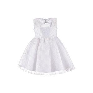 Sugar n Spice: Ευφροσύνη Βαπτιστικό ρούχο για κορίτσι