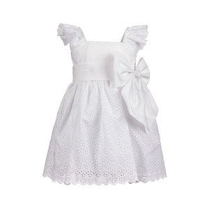 Sugar n Spice: Μελίττα Βαπτιστικό ρούχο για κορίτσι
