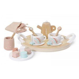 Miniland ξύλινο ΣΕΤ TEA PARTY  ME94062