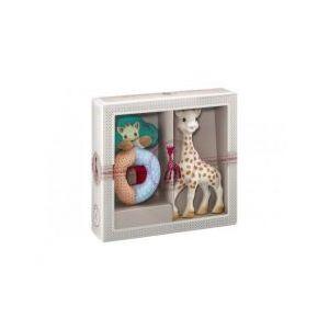 Sophie la Giraffe Σετ Δώρου Κουδουνίστρα σε Συσκευασία Sophisticated S000002