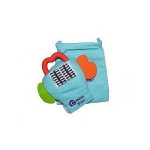 Probaby Gummee Glove Plus Μασητικό Γάντι Μπλε 6m+