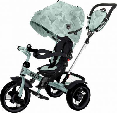 Kikka Boo Τρίκυκλο Ποδήλατο Alonsy Mint Camouflage 31006020118 NEW