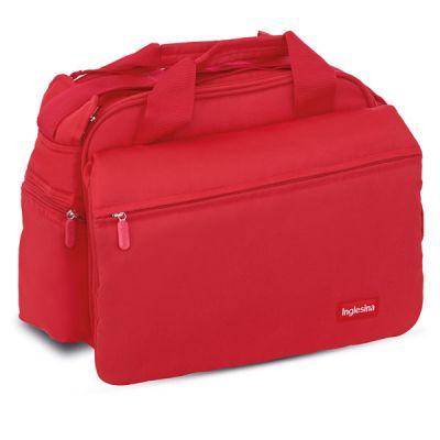 Τσάντα Αλλαξιέρα My Baby Bag Red της Inglesina  AX90D0RED
