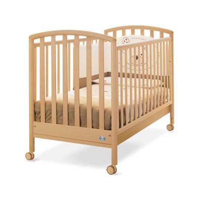 Pali Βρεφικό Κρεβάτι Ciak Natural