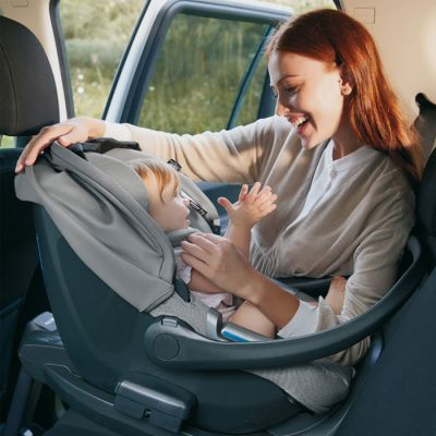Inglesina Βάση ISOFIX για Κάθισμα Αυτοκινήτου DARWIN I-SIZE AV03K6200