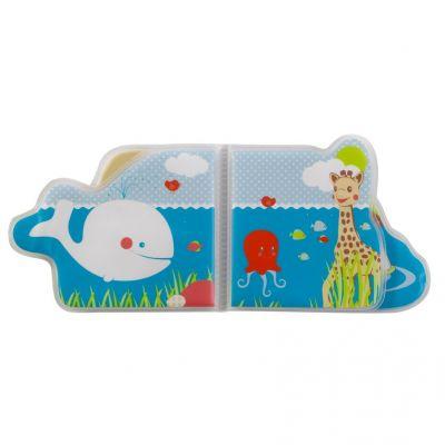 Sophie la girafe Σόφι η καμηλοπάρδαλη Βιβλίο Μπάνιου