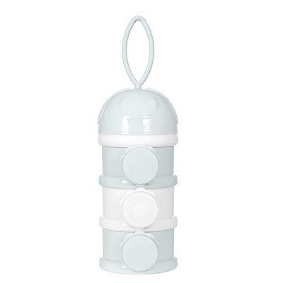 Kikka Boo Δοχείο για σκόνη Γάλακτος 3 θέσεων Milk powder dispenser Blue  31302040086